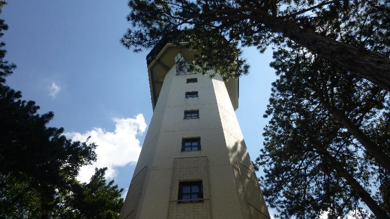 Guglzipf Berndorf Wandern Natur Aussicht Jubiläumswarte Aussichtswarte