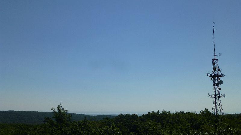 Sonnenberg Wandern Leithagebirge Wanderung Aussicht
