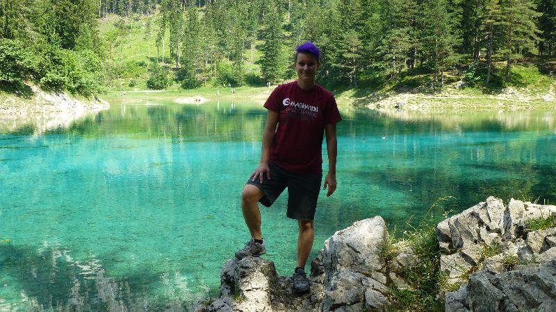 Grüner See Gruener See Wandern Natur Steiermark Ausflug