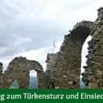 Einfache Wanderung zum Türkensturz und Einsiedlerinhöhle