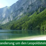 Gemütliche Wanderung um den Leopoldsteiner See