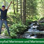 Wildwasserpfad Mariensee und Marienseer Schwaig