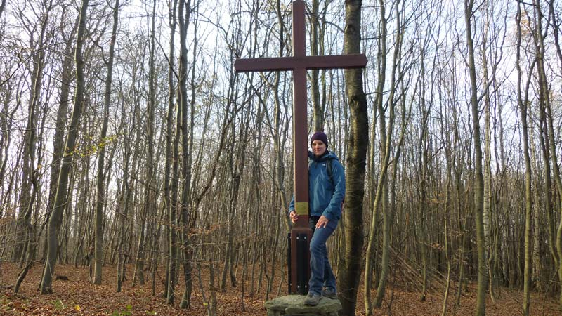 Naturpark Purkersdorf Wienerwald Tiergehege Tiere Aussicht Aussichtsturm Wandern Wanderung Niederösterreich Gipfelkreuz