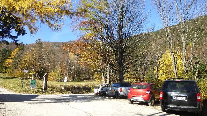 Schneeberg Wandern Almreserlhaus Edelweißhütte Mamauwiese Aussicht