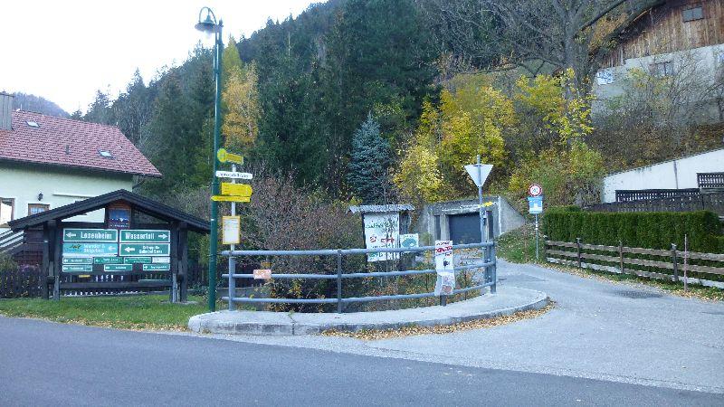 Schneeberg Wandern Almreserlhaus Edelweißhütte Mamauwiese Wasserfall Wasserfallwirt Sebastianwasserfall