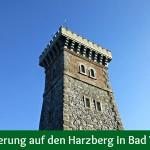 Einfache Wanderung auf den Harzberg in Bad Vöslau