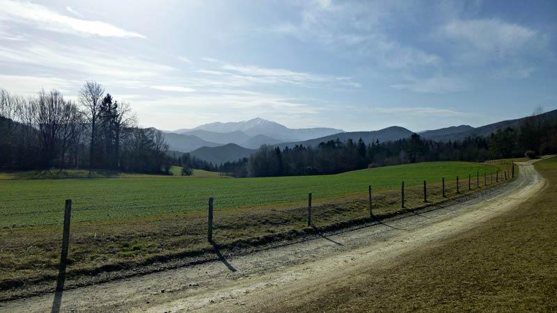 Myrafälle Wandern Wanderung Hausstein Aussicht Gipfelkreuz Natur Wald Ausflug Muggendorf