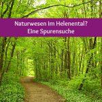 Naturwesen im Helenental?