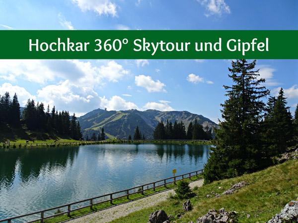 Hochkar Sonnenaufgang 360° Skytour Gipfel Gipfelwanderung Wanderung Wandern Sessellift Aussicht Aussichtsplattform Aussichtsturm Berg Bergsee Niederösterreich Gipfelkreuz Wanderblog Wandervideo Natur Hängebrücke