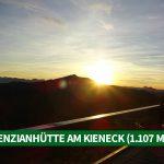Enzianhütte am Kieneck (1.107 m)