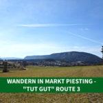 Wandern in Markt Piesting – tut gut Route 3